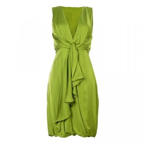 Цвет фисташковый платьев