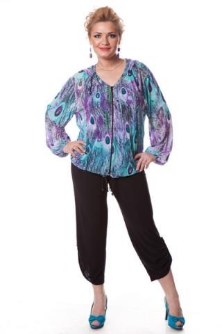 Блузки Для Женщин Оптом В Омске